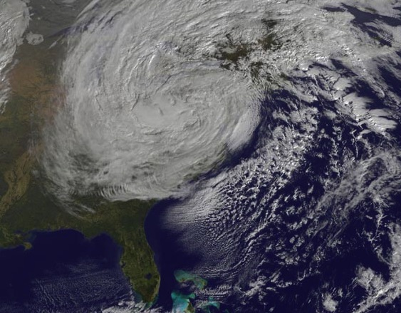 Sandy the Superstorm and other CNN 'News' stories
