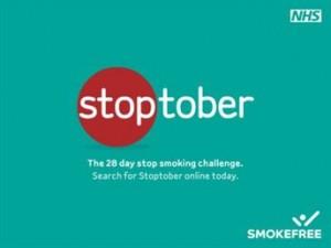 Stoptober stop smoking