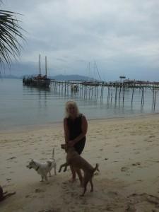16 June Barefoot Bangrak beach Blog pic 1